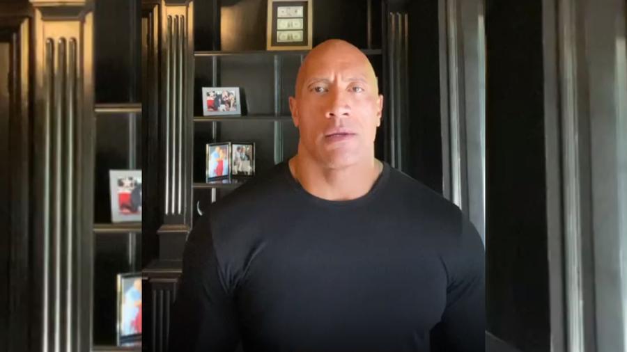 """Dwayne Johnson, """"The Rock"""""""