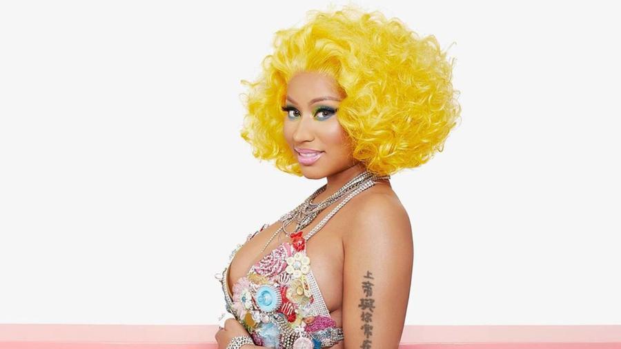 Nicki Minaj embarazada