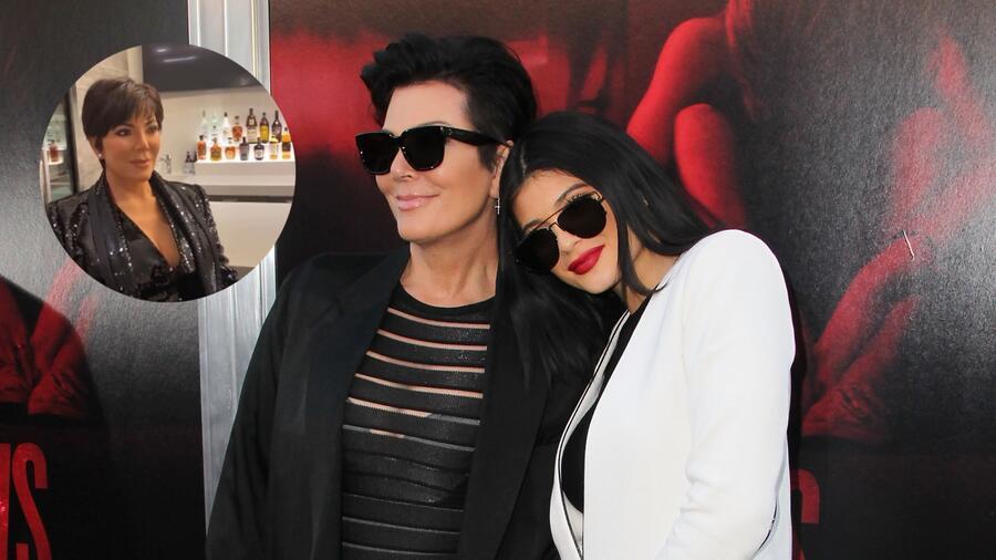 Kris Jenner y Kylie Jenner