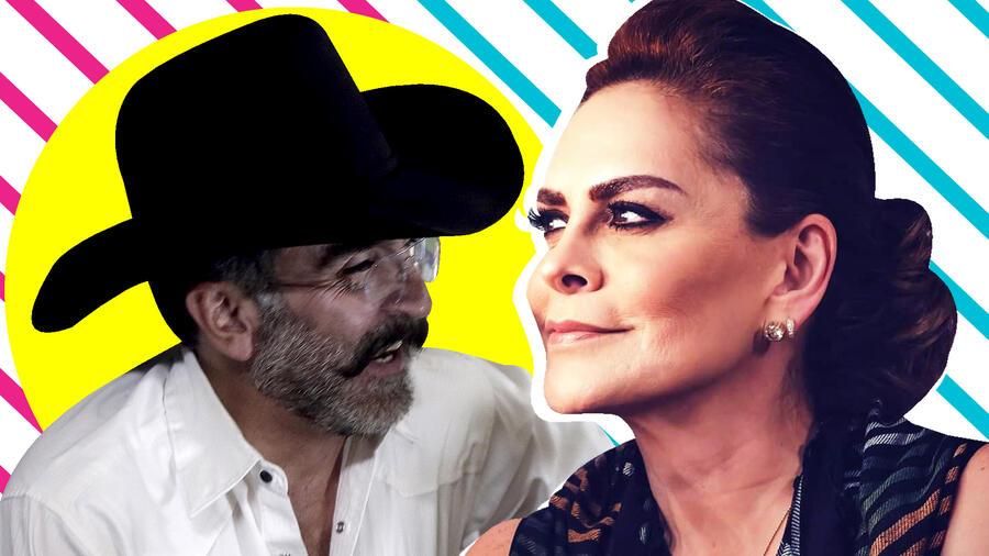 Mara Patricia habla de Vicente Fernández Jr.