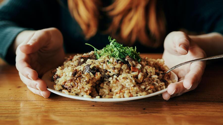 Plato de arroz