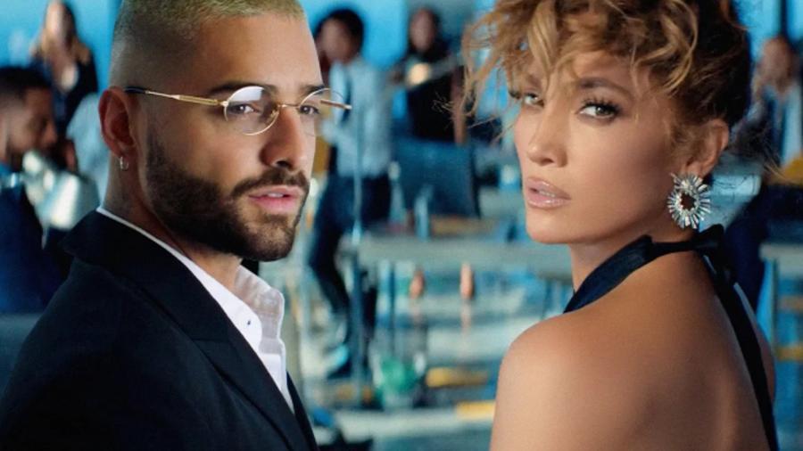 Maluma y Jennifer Lopez, 'Pa' ti - Lonely', video
