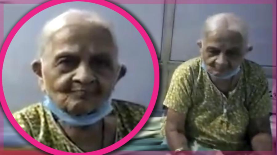 Mujer de 106 años supera el Covid-19
