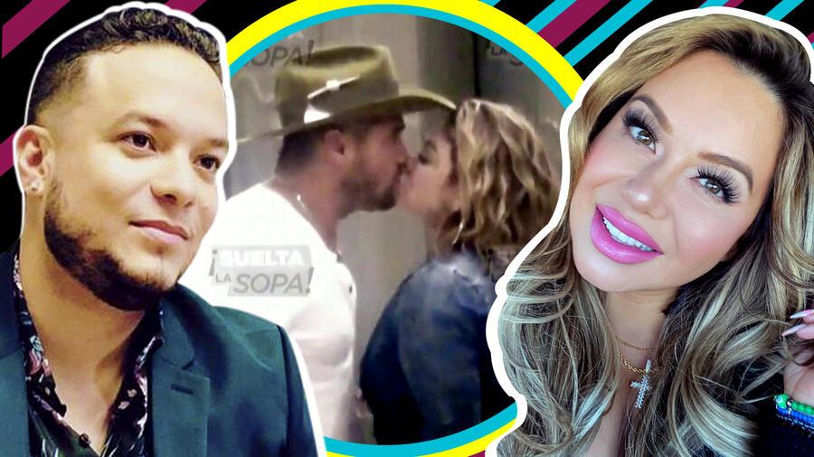 Chiquis Rivera da la cara tras beso con Mr. Tempo