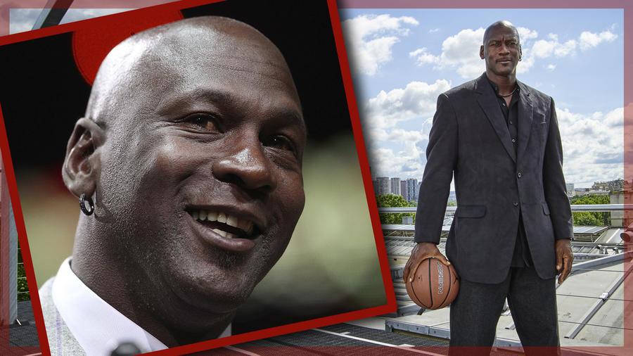 Michael Jordan clínica