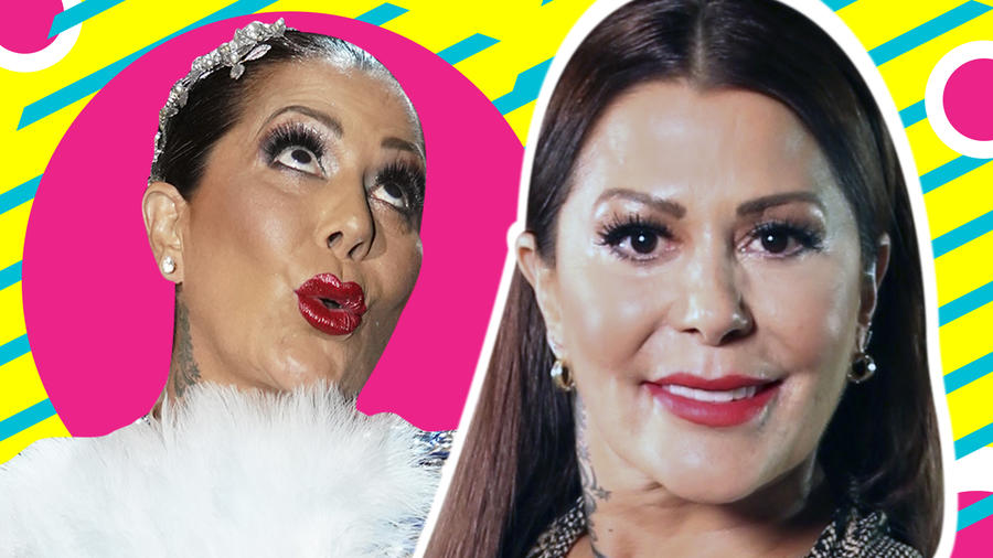 Alejandra Guzmán en topless