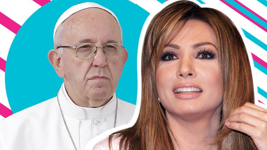 Paty Navidad vs el Papa Franciso cover