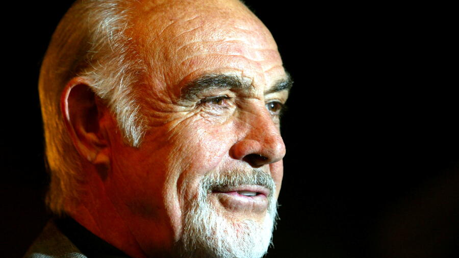 Sean Connery en la 'premiere' de una de sus películas, en Londres en 2003.