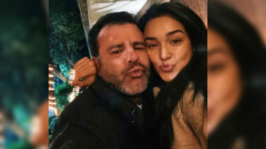Eugenio Derbez con su hija Alejandra