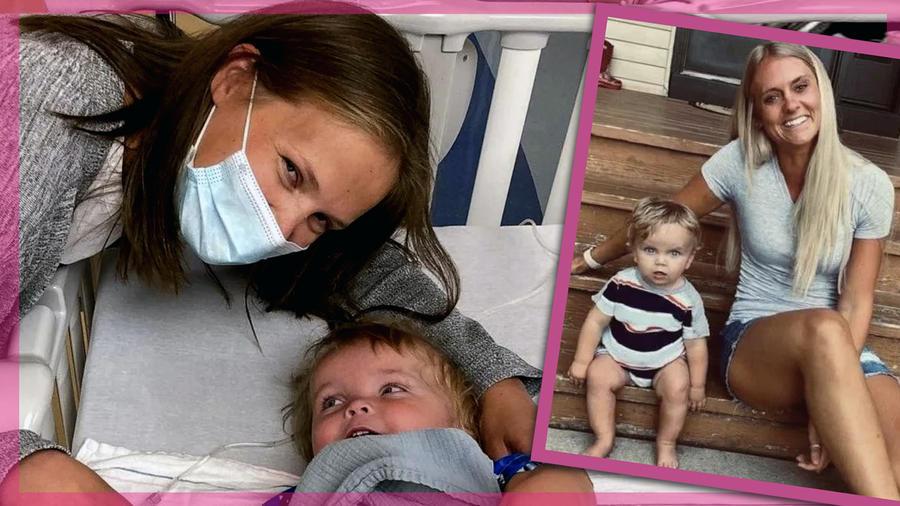 Enfermera dona riñón a bebé de dos años