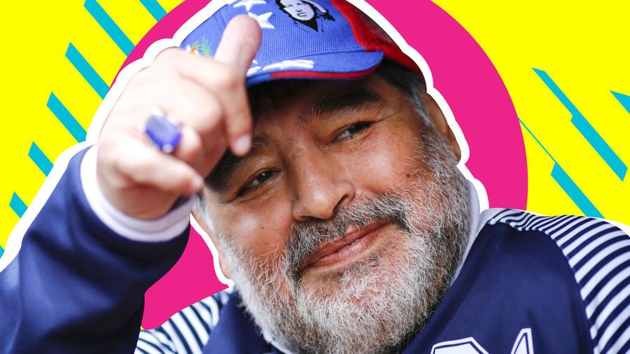 Maradona hijo exhumacion cuerpo