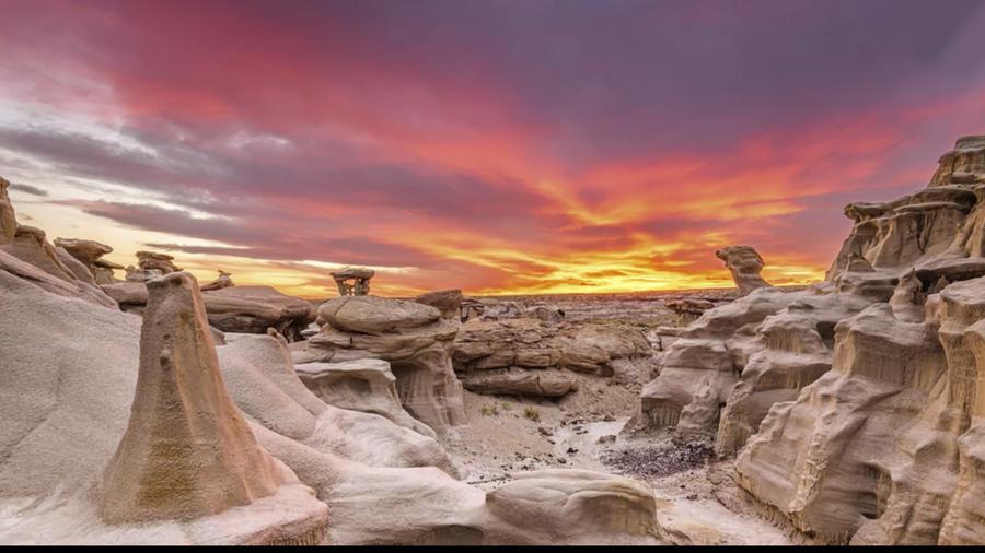 Monumentos naturales desaparecerían
