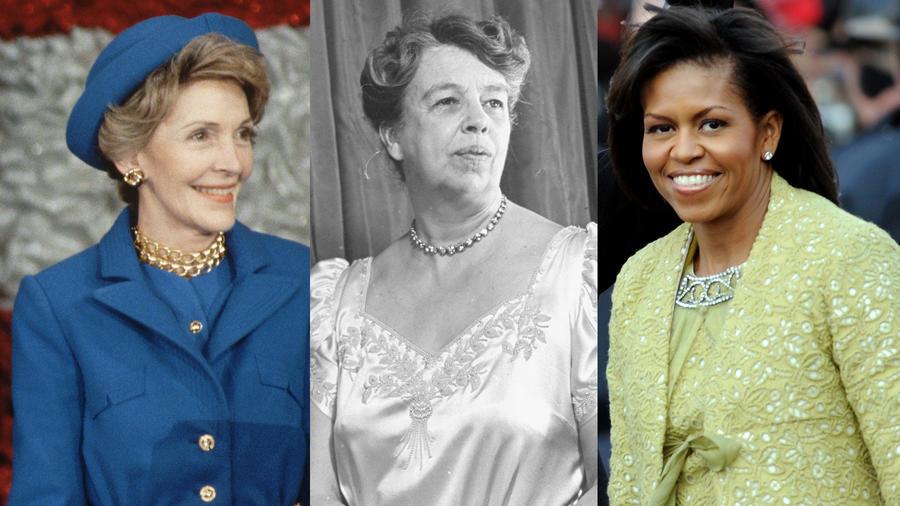 Primeras damas EEUU
