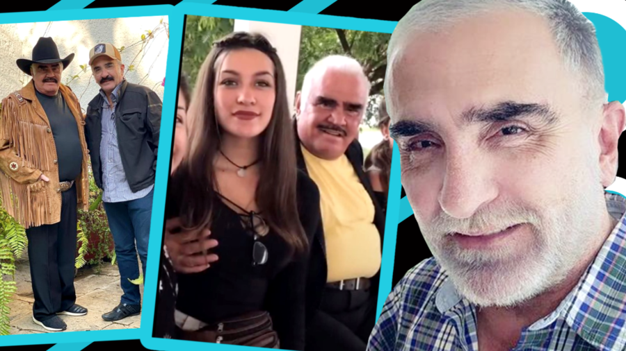 Chente hijo responde video papa tocamientos fan