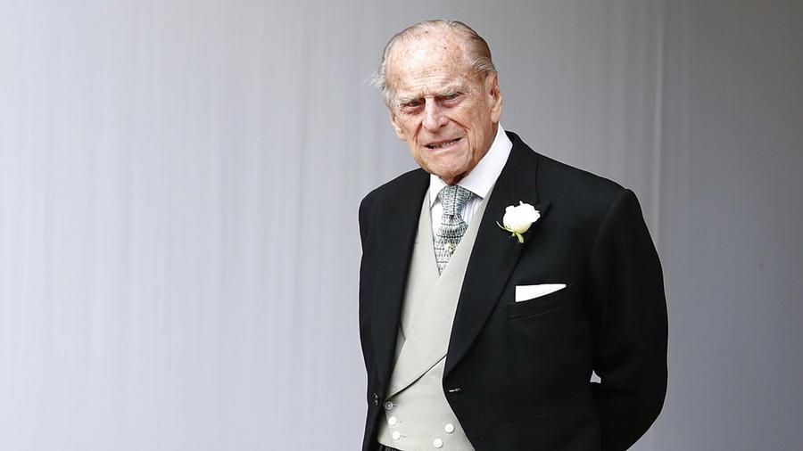 Una imagen del príncipe Philip en 2018.