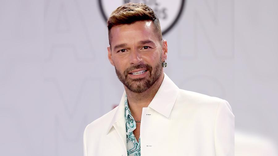 Ricky Martin en los Latin American Music Awards 2021