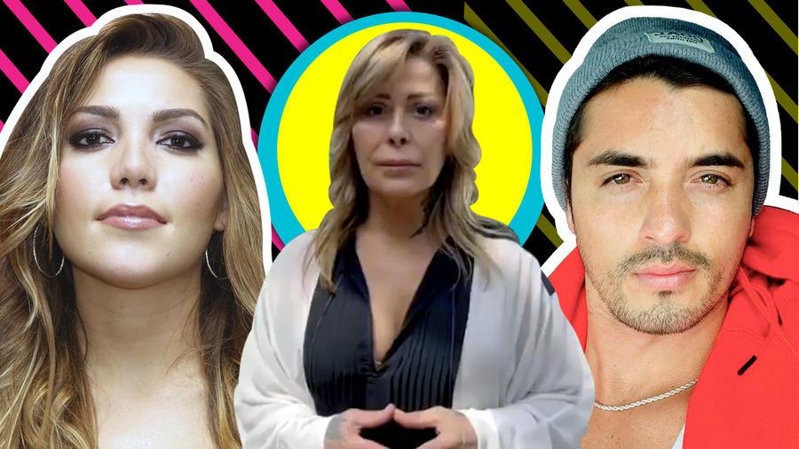 Alejandra Guzmán narra qué pasó aquella noche en que dicen sedujo a su yerno