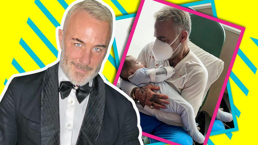 Gianluca Vacchi: La cirugía de paladar hendido de su bebé sacude su mundo
