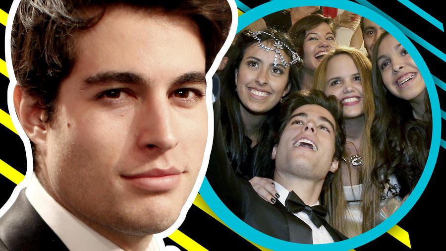 Danilo Carrera planta cara y explota ante los rumores de un nuevo amor