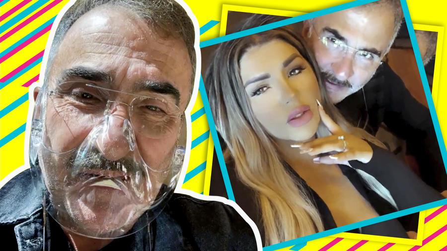 Vicente Fernández Jr: Su familia calla y la novia desesperada por saber de él