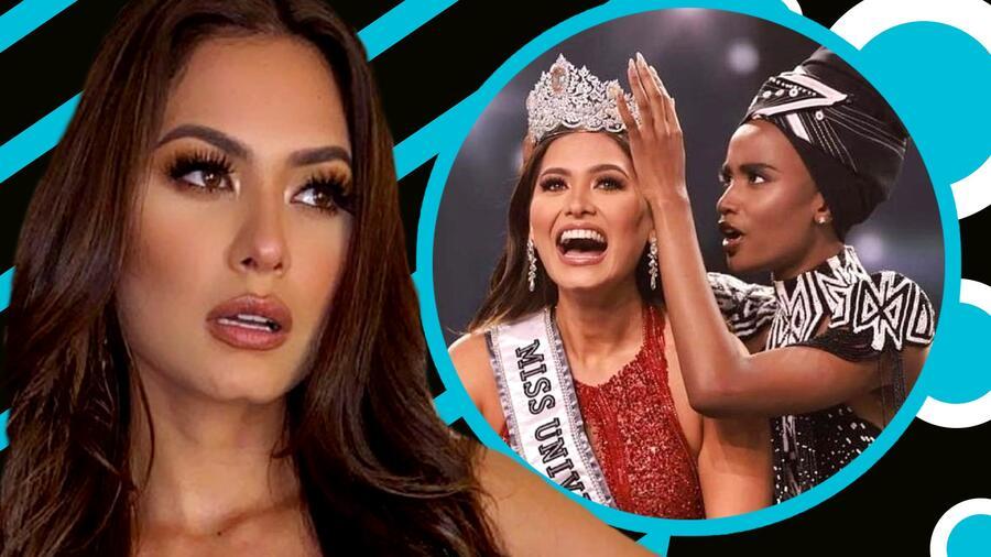 Andrea Meza suelta contundente mensaje tras triunfo en Miss Universo