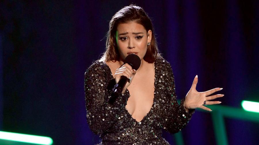 Danna Paola premios Spotify 2020