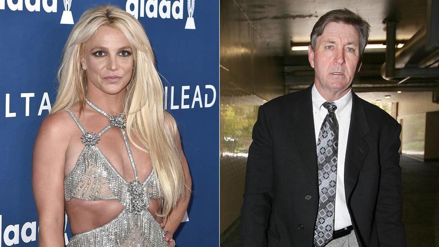Britney Spears y su papá, Jamie Spears