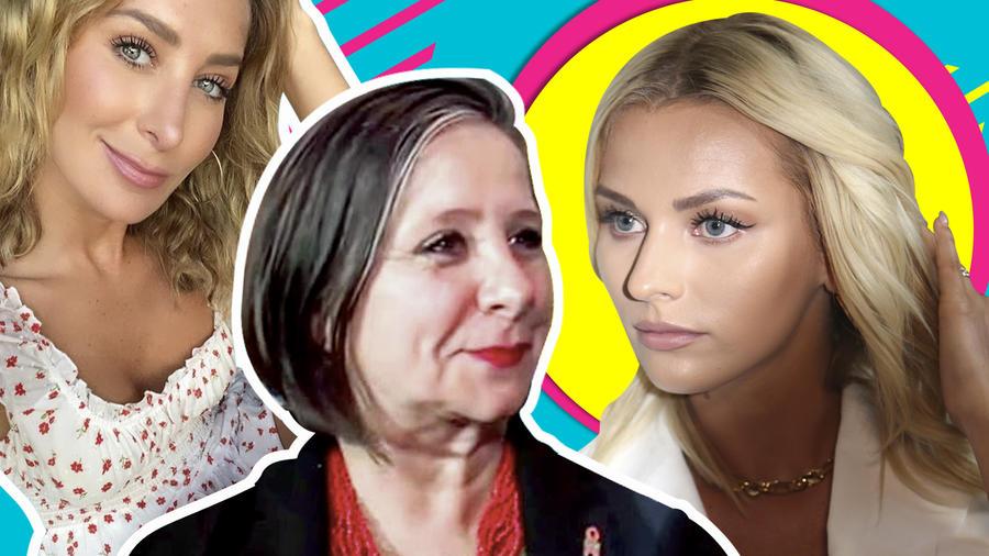 """Mamá de Geraldine Bazán da arponazo a Irina Baeva: """"Es popular por sus maldades"""""""