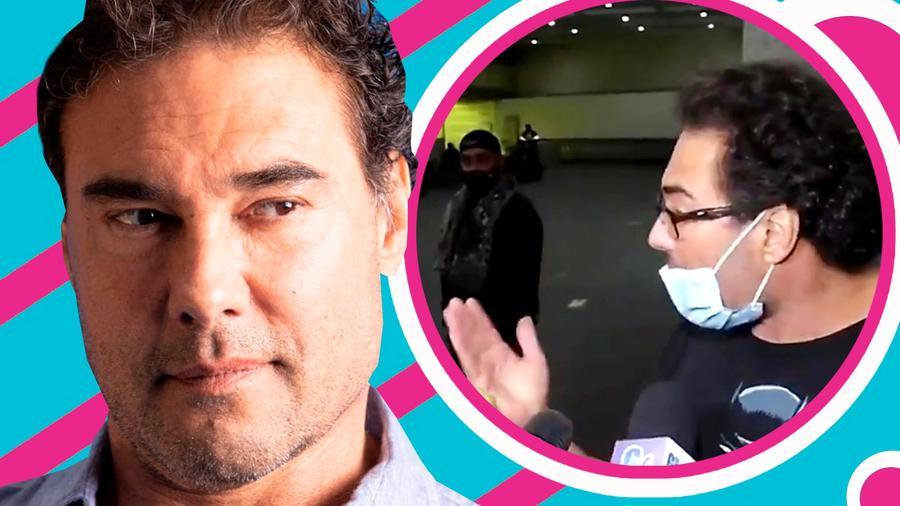 Eduardo Yáñez pierde los estribos y manda a la ching$@%& a sus haters