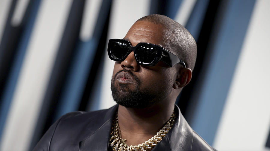 Kanye West, lujos y joyas.