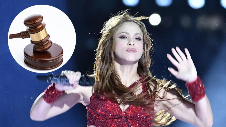 Shakira juicio.