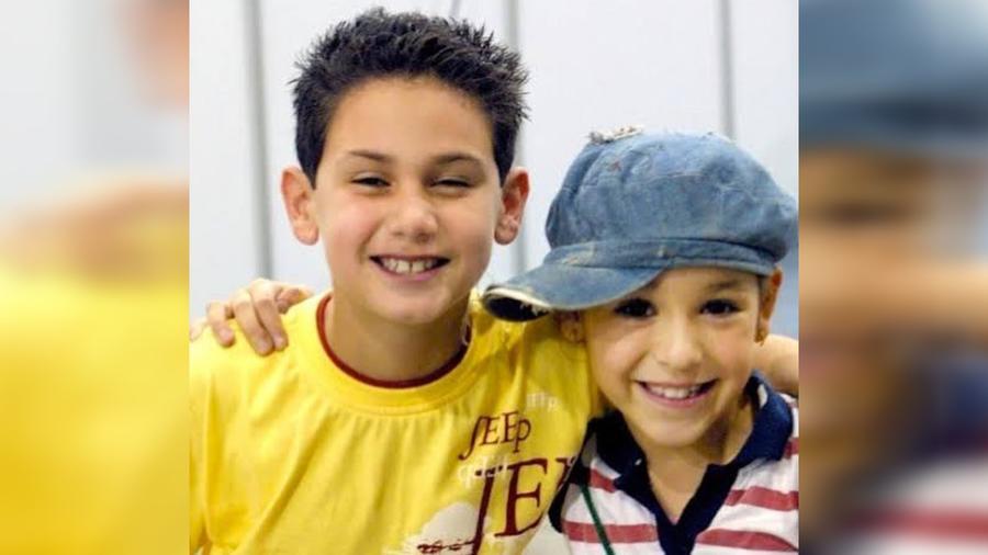Danna Paola y Alejandro Speitzer