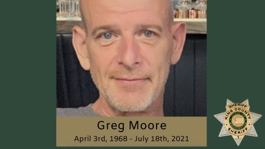 Greg Moore.