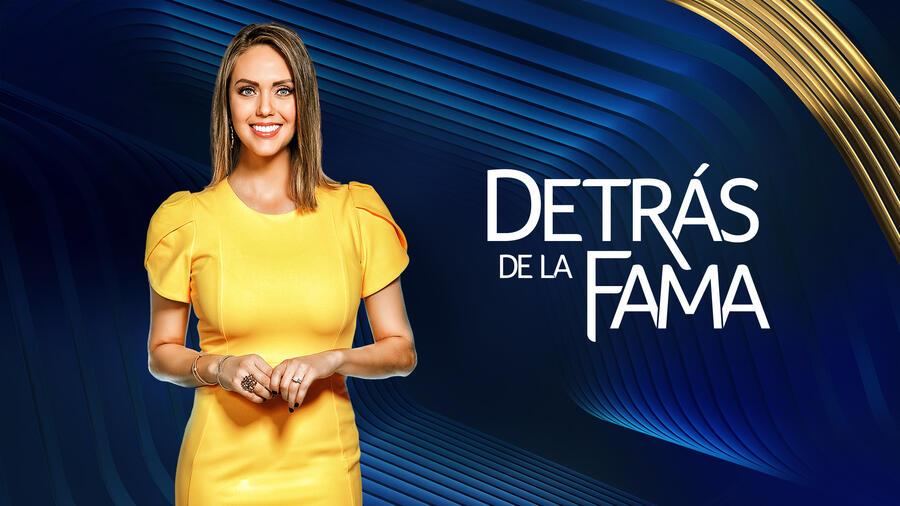 Jessica Carrillo Detrás de la Fama