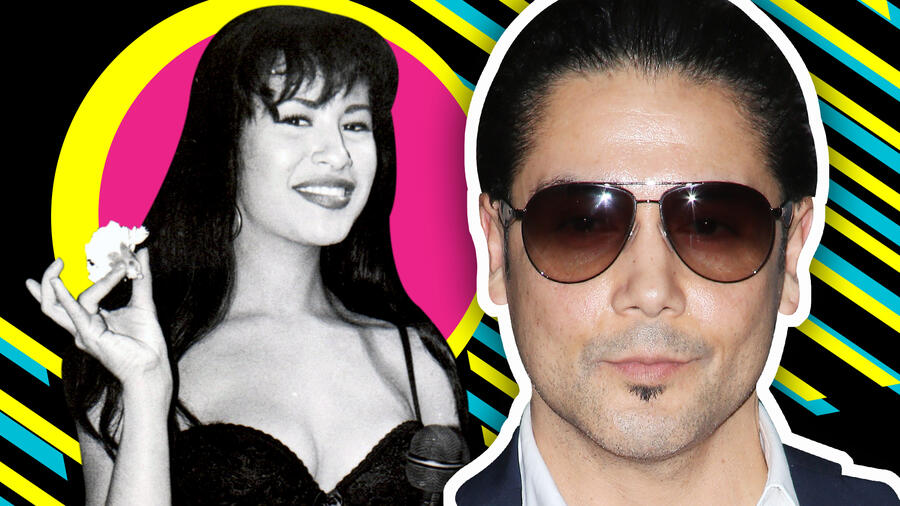 Viudo de Selena Quintanilla destapa imagen nunca antes vista de la cantante