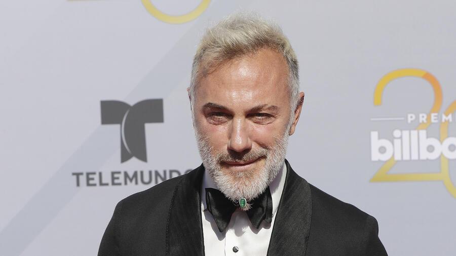 Gianluca Vacchi.