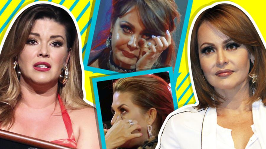 Alicia Machado y Gaby Spanic, tras el llamado abrazo de Judas, se desata el drama