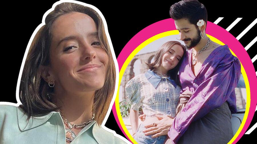 Eva Luna Montaner: apenas confirmó embarazo y ya se le nota tremenda barriguita