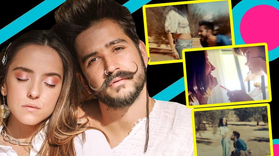 Evaluna Montaner y Camilo provocan lágrimas al confirmar su embarazo