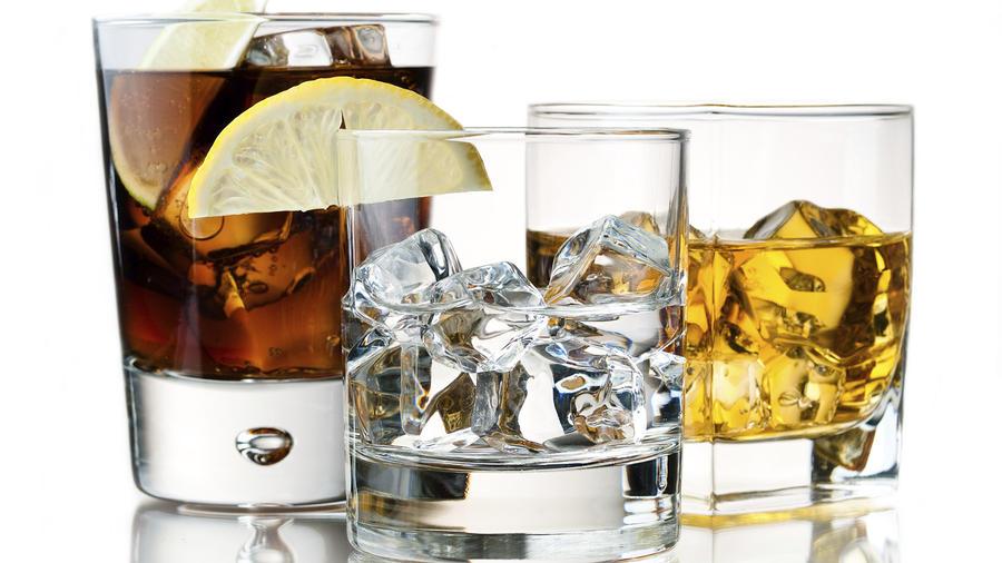 vasos bebidas alcoholicas