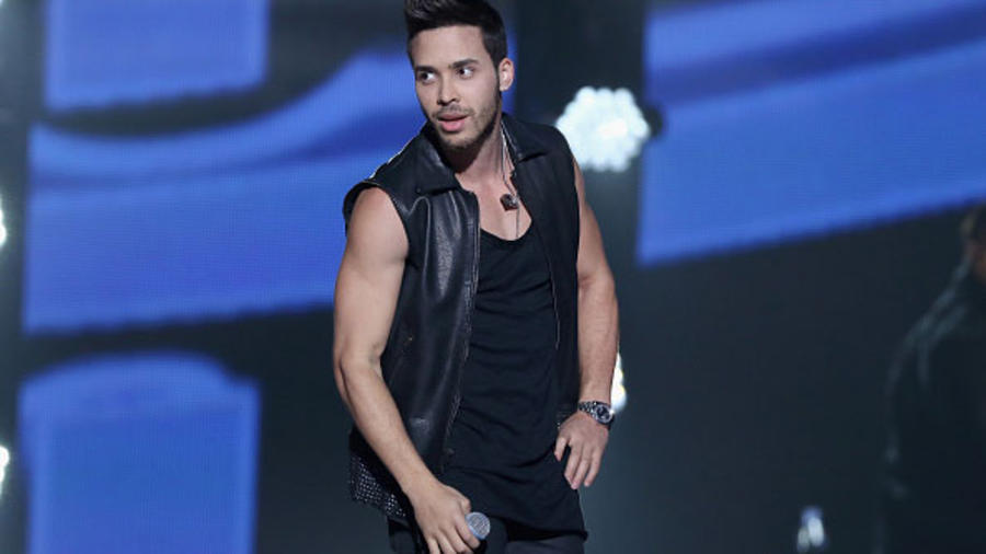 Prince Royce Latin Billboards