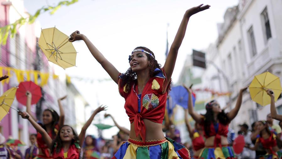 bailarinas carnaval