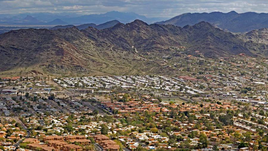 suburbios phoenix arizona