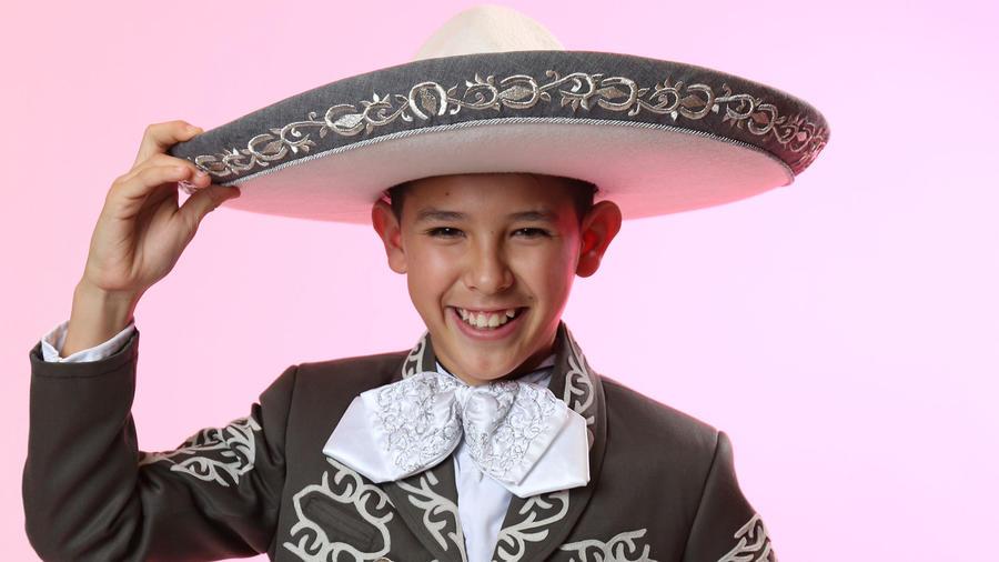 Isaac Torres del Team Natalia en La Voz Kids