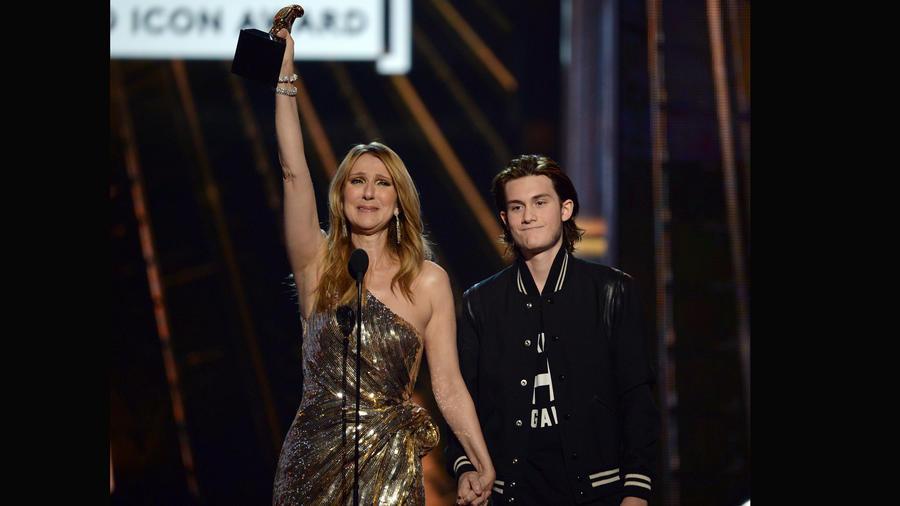 Céline Dion acceptance speech 2016 Billboard