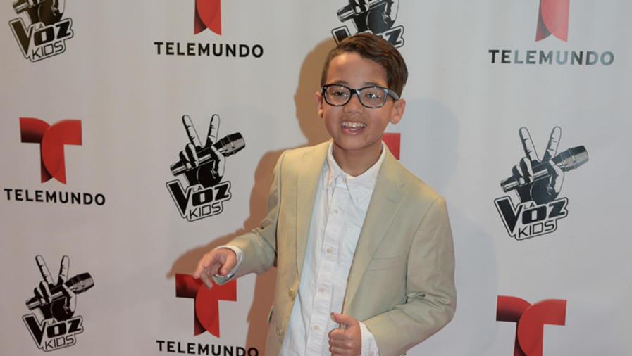 Jonael Santiago llega a la final de la cuarta temporada de La Voz Kids 2016