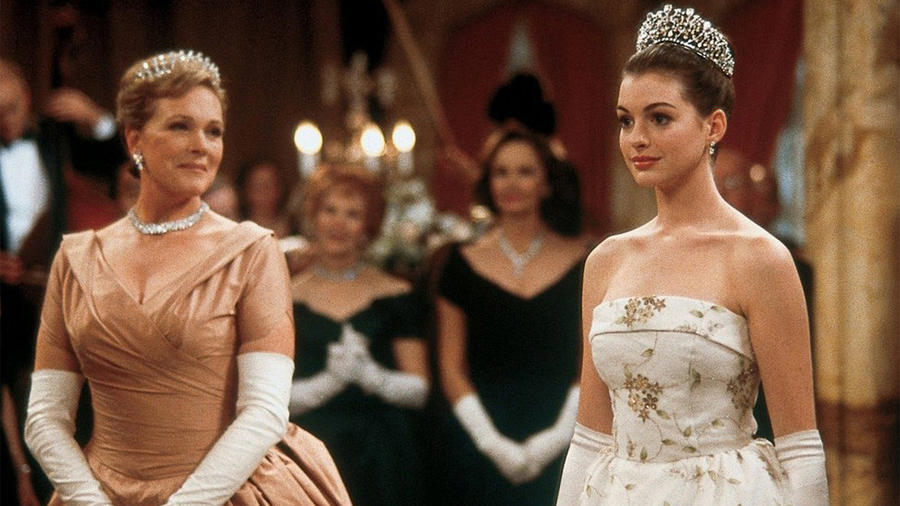 """The Princess Diaries"" se estrenó el 29 de julio de 2001."