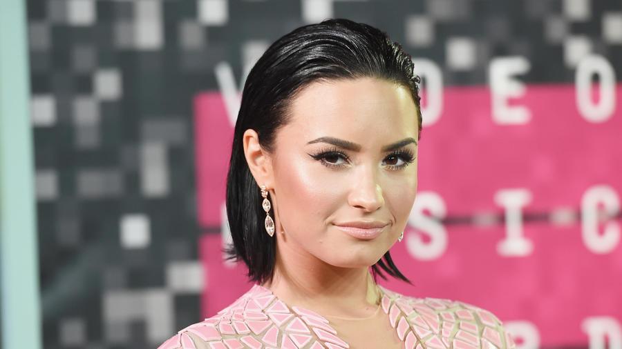 Demi Lovato en 2015 MTV Video Music Awards - Arrivals