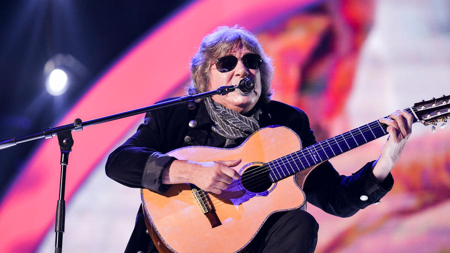 José Feliciano Premios Tu Mundo 2016