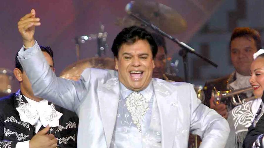 Juan Gabriel, 2006
